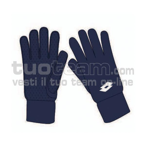 212381 - DELTA GLOVE PL - navy blue