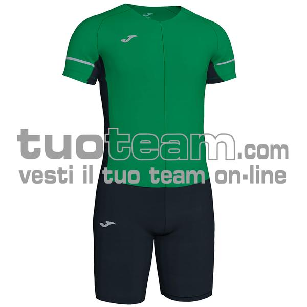101377 - RACE MONO TRIATHLON - 451 VERDE / NERO