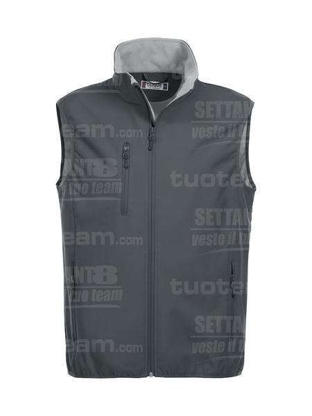 020911 - GILET Basic Softshell Vest Men