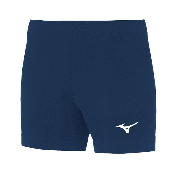 V2EB7204 - High-kyu Trad Short - Navy/White