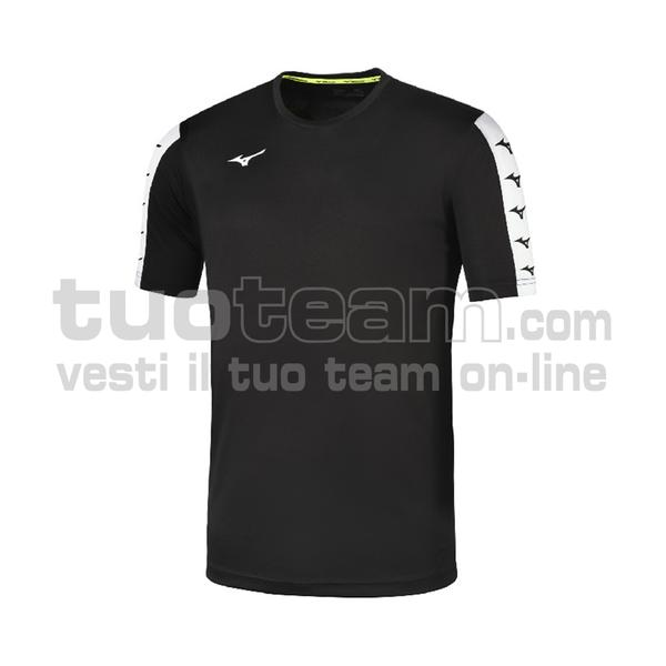 32FA9A51 - TEAM NARA TRAIN. TEE - Black/Black
