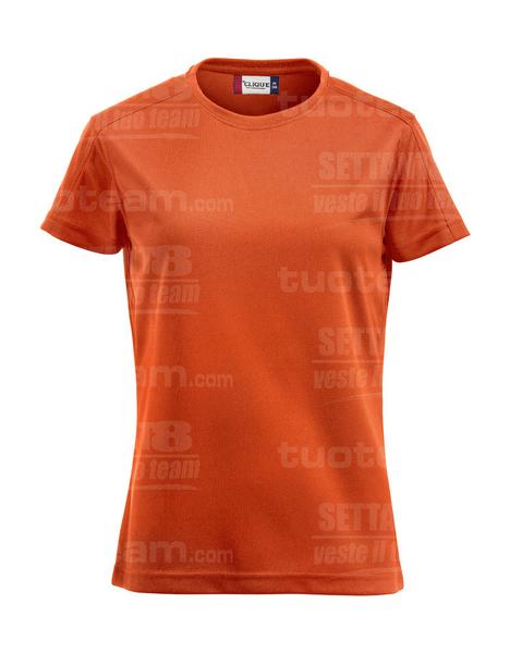 029335 - T-SHIRT Ice-T Lady - 18 arancione