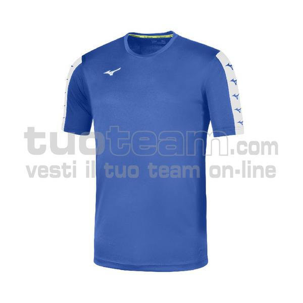 32FA9A51 - TEAM NARA TRAIN. TEE - Royal/White