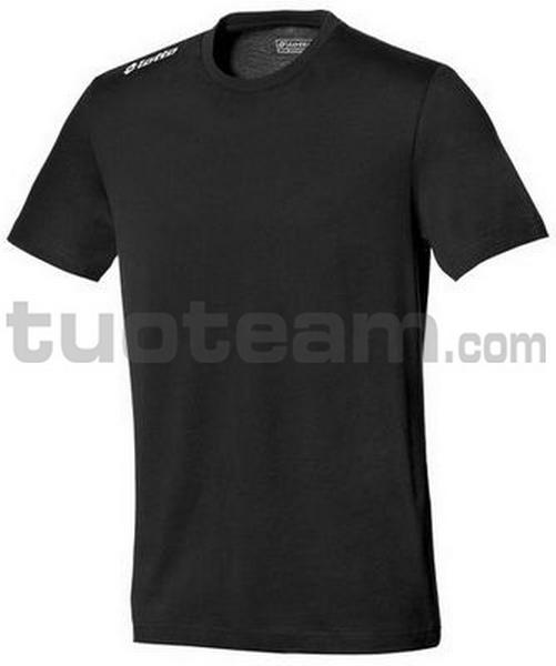 Q7999 - T-SHIRT M/C ZENITH Junior 3 PZ nero