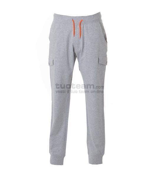 99007 - Pantalone Damasco Man - MELANGE
