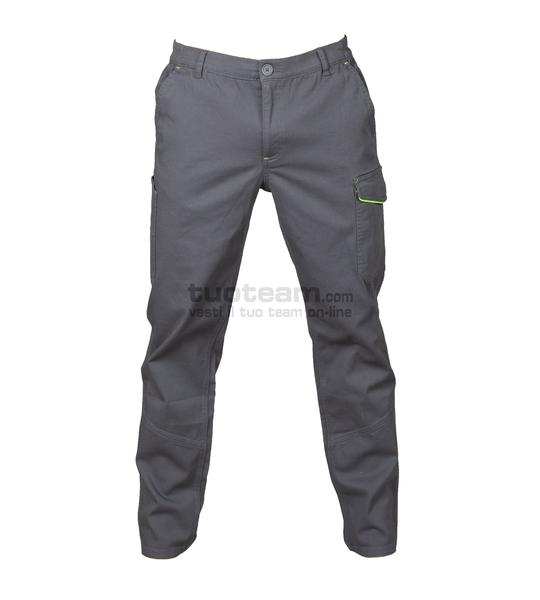 99434 - Pantalone Zurigo Man - GRIGIO