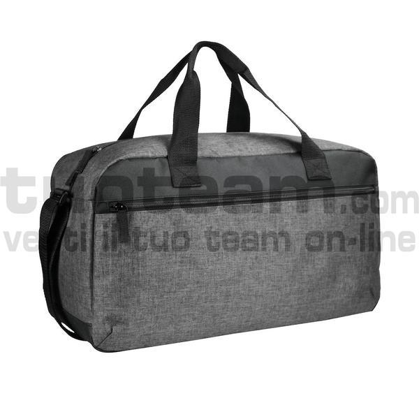 040304 - M�lange Travelbag - 95 grigio melange
