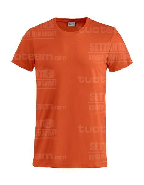 029030 - Basic-T T-SHIRT - 18 arancione