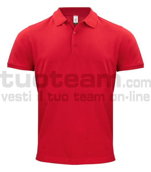028264 - Organic Cotton Polo