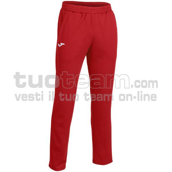 101334 - PANTALONE CLEO II 100% polyester fleece - 600 ROSSO