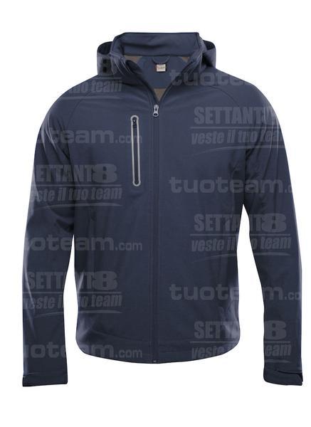 020927 - GIACCA Milford Jacket - 580 blu