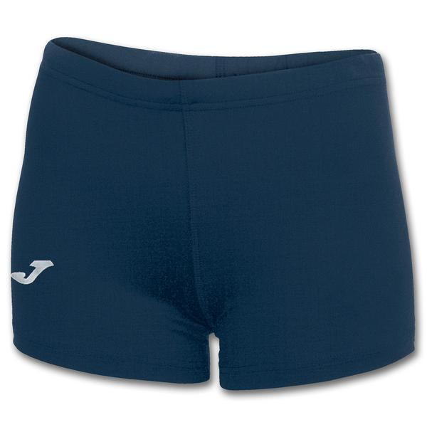 900477 - BRAMA WOMAN SHORT 82% polyamide 18% elastan - 331 Dark Navy