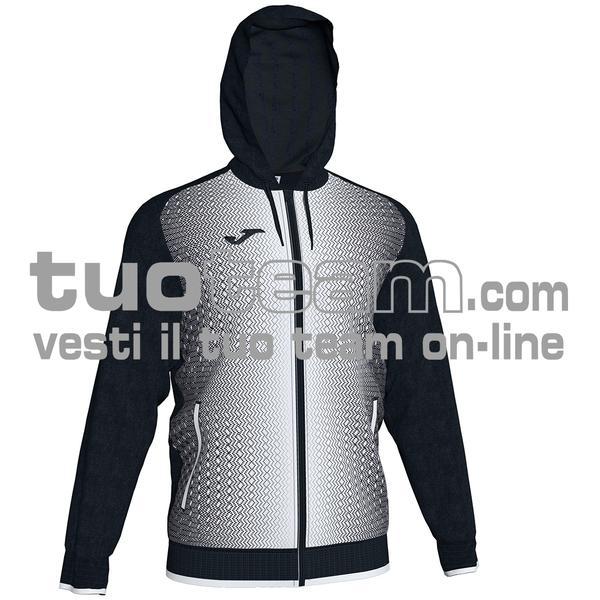 101285 - FELPA FULL ZIP 100% polyester tricot