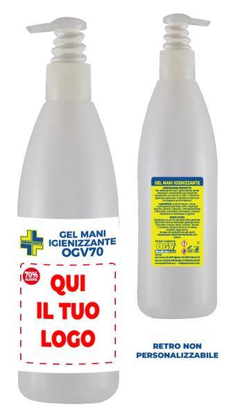 TT2000039 - IGIENIZZANTE MANI GEL ALCOLICO *singolo* (400 ml)