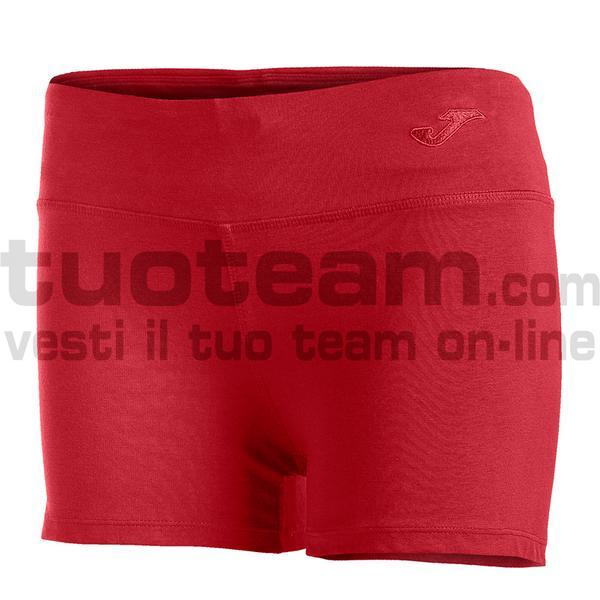 901138 - SHORT VELA 90% cotton 10% elastan - 600 ROSSO