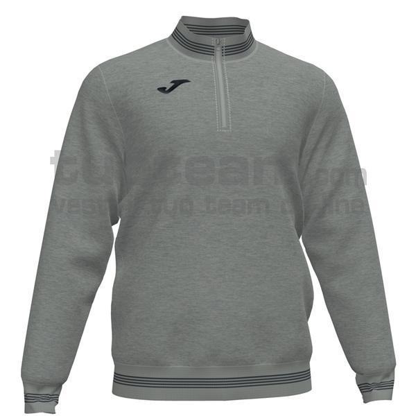 101589 - CAMPUS III FELPA 1/2 ZIP 100% polyester fleece - 250 MELANGE