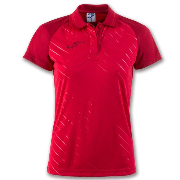 900454 - POLO TORNEO II DONNA - 600 ROSSO
