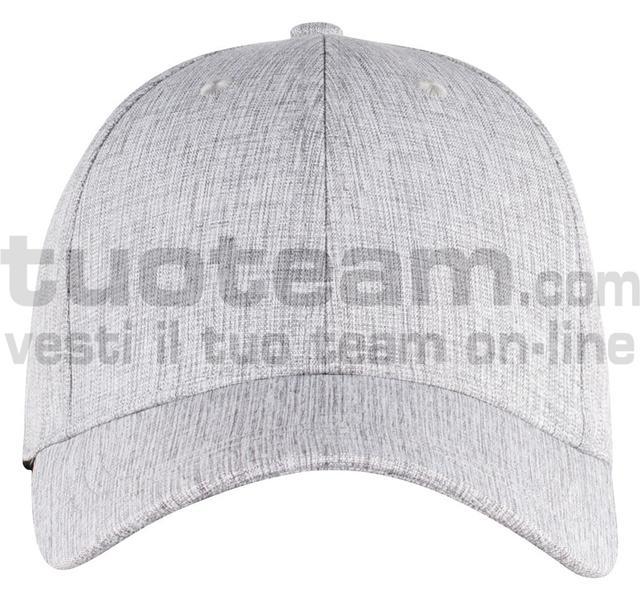 024066 - Melange Cap - 92 grigio cenere