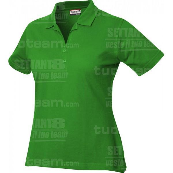 028218 - POLO Alba - 613 verde brillante