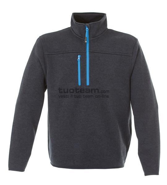 99174 - Knitted Fleece Michigan - BLU NAVY
