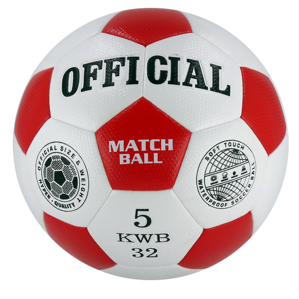 TT2000056 - PALLONE OFFICIAL TUOTEAM - BIANCO / ROSSO