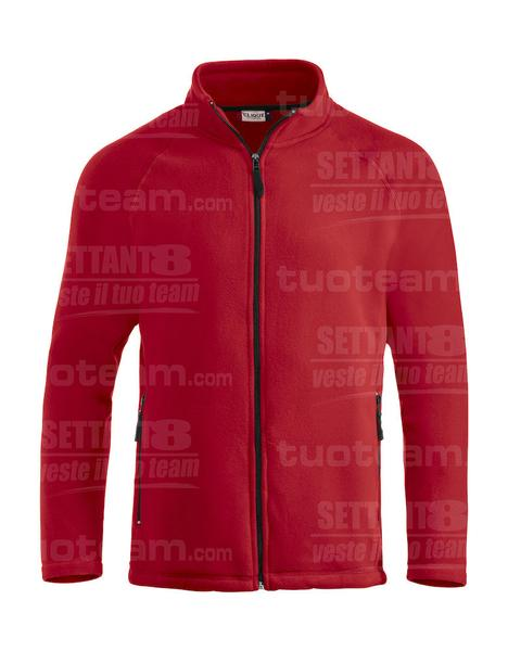 023967 - GIACCA Tyrone - 35 rosso