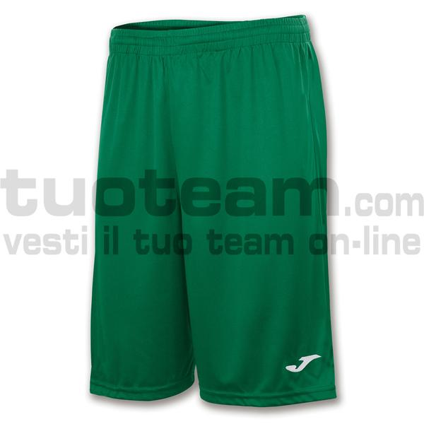 101648 - NOBEL LONG SHORT 100% polyester interlock 160 gr. - 450 VERDE