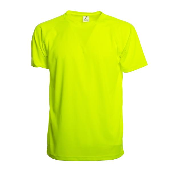 SPRINTEX - T-SHIRT RUNNING - FLUO YELLOW