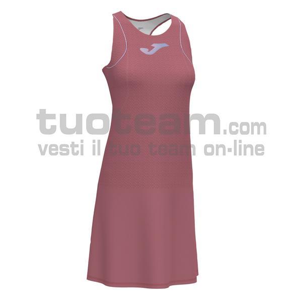 900980 - MISIEGO DRESS 80% polyester 20% elastane - ROSA