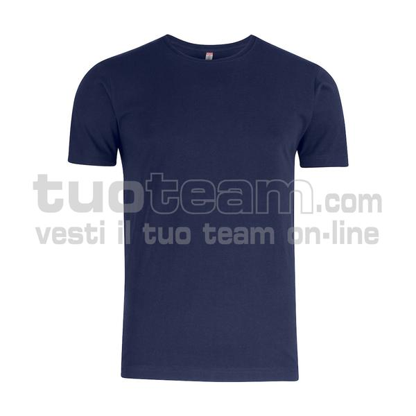 029348 - Premium Fashion-T - 580 blu