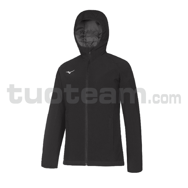32EE7700 - padded Jacket W - Black/Black