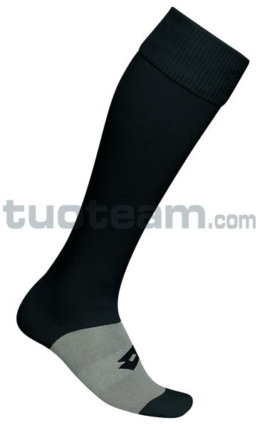 L55727 - DELTA SOCK TRNG LONG - NERO