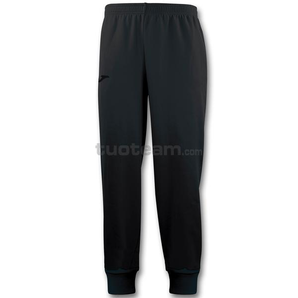 100891 - PANTALONE PIREO 80% terry cotton 20% polyester - 100 NERO