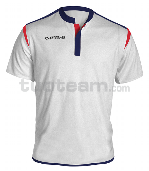 INGHILTERRA - maglia INGHILTERRA m/c - BIANCO - ROSSO - NAVY