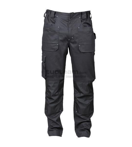 99182 - RIAD Pantalone multitasche elasticizzato
