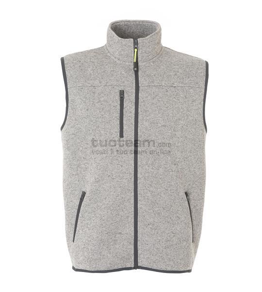 99177 - Knitted Fleece Bonn - LIGHT GREY