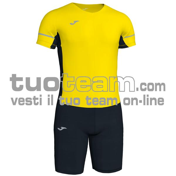 101377 - MONO TRIATHLON - 901 GIALLO / NERO