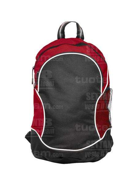 040161 - ZAINO Basic Backpack - 35 rosso