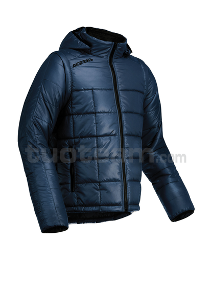 0017624 - DIADEMA WINTER JACKET - BLUE