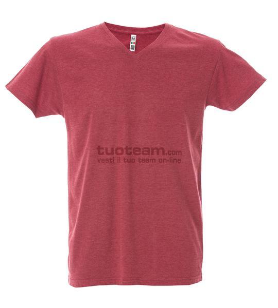 99148 - T-Shirt Oviedo - BURGUNDI