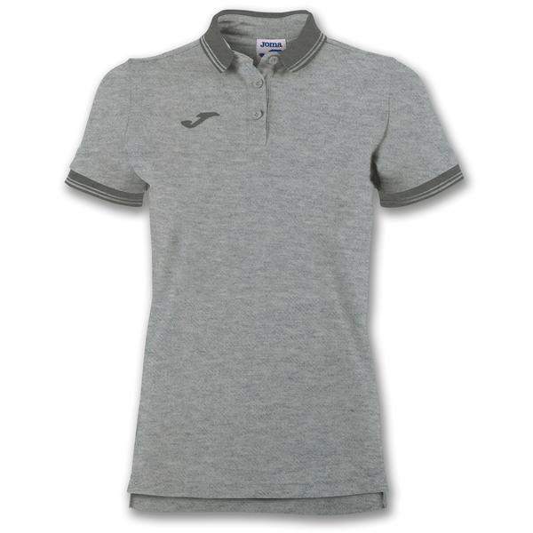 900444 - POLO BALI II WOMAN 65% polyester 35% cotton - 250 GRIGIO MELANGE