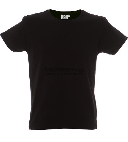 99004 - T-Shirt Perth Man - Black