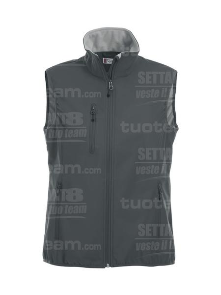 020916 - GILET Basic Softshell Vest Ladies - 96 canna di fucile