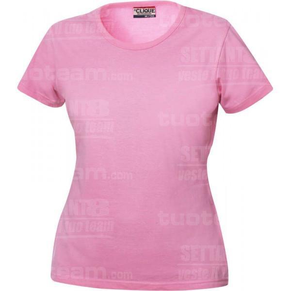 029325 - T-SHIRT Fashion-T Lady - 250 rosa brillante