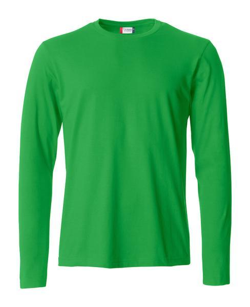 029033 - Basic-T L/S - 605 verde acido
