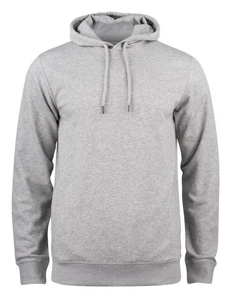 021002 - Premium O.C. Hoody - 95 grigio melange