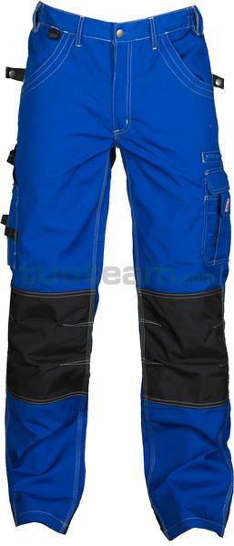VIKING - PANTALONI VIKING - BLU ROYAL/NERO