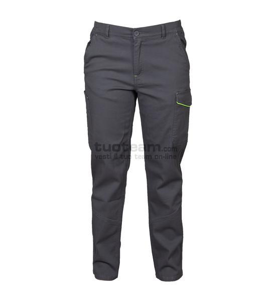 99435 - Pantalone Zurigo Lady - GRIGIO