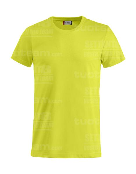 029030 - Basic-T T-SHIRT - 600 verde intenso