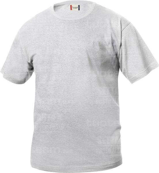 029032 - T-SHIRT Basic T Junior - 92 grigio cenere